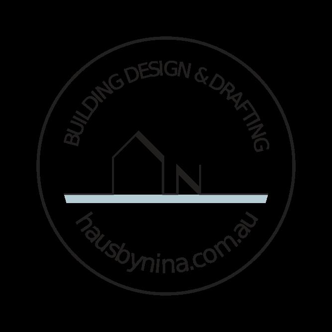 haus by nina round logo